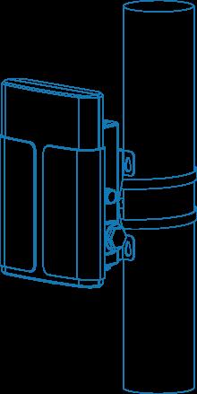 pole-mounting